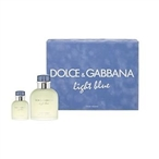 Dolce & Gabbana Light Blue men Zestaw