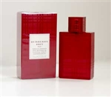 Burberry RED  women edp 100ml