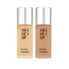 Make Up Factory, Oil-free Foundation